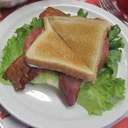 BLT ready to eat
